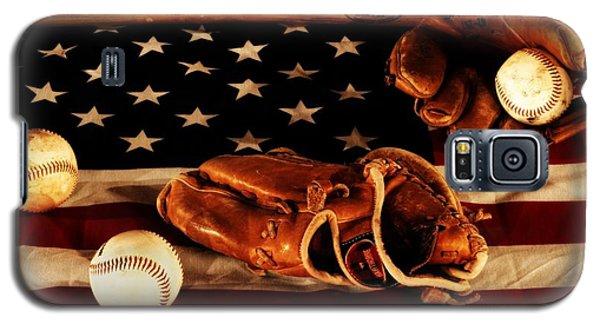 Louisville Slugger Galaxy S5 Case by Dan Sproul