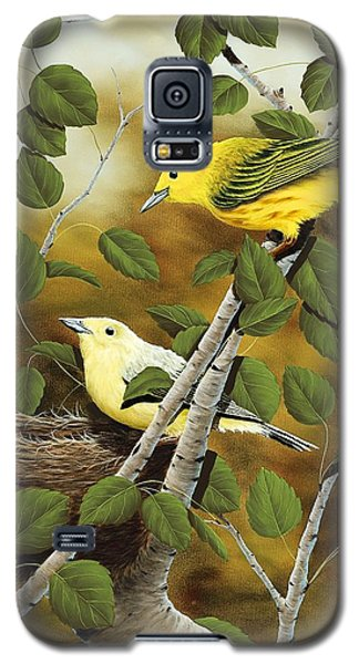 Love Nest Galaxy S5 Case by Rick Bainbridge