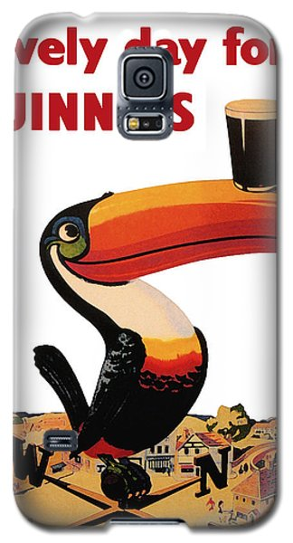 Lovely Day For A Guinness Galaxy S5 Case by Nomad Art