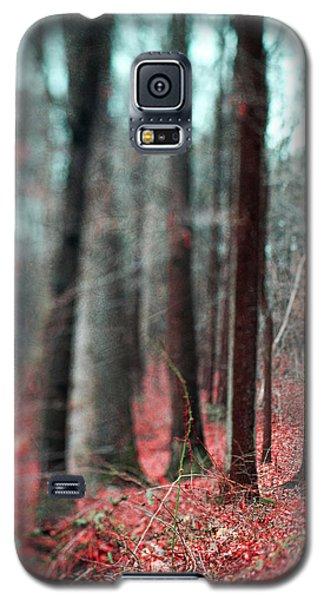 Magical Forest Galaxy S5 Case by Kim Fearheiley