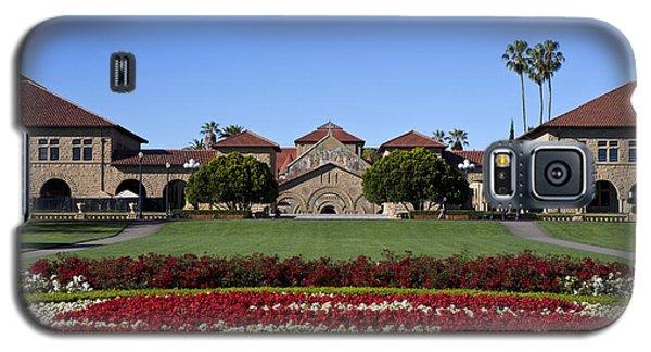 Main Quad Stanford California Galaxy S5 Case by Jason O Watson
