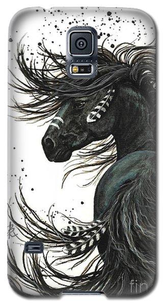 Majestic Spirit Horse 65 Galaxy S5 Case by AmyLyn Bihrle