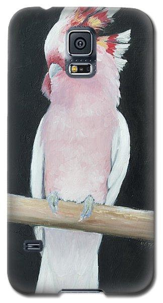 Major Mitchell Cockatoo Galaxy S5 Case by Jan Matson