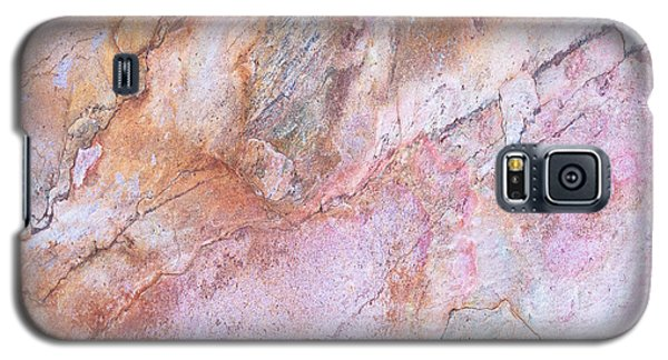 Marble Background Galaxy S5 Case by Anna Om