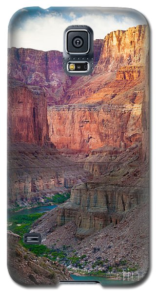 Marble Cliffs Galaxy S5 Case by Inge Johnsson