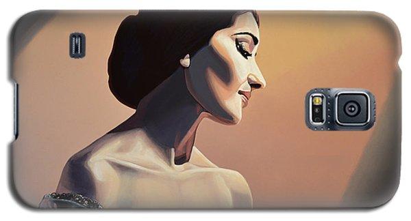 Buy Galaxy S5 Cases - Maria Callas Galaxy S5 Case by Paul Meijering