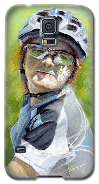Pastels Galaxy S5 Cases - Marina Galaxy S5 Case by Yuriy Shevchuk