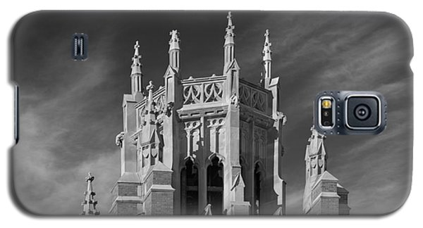 Marquette University Marquette Hall Galaxy S5 Case by University Icons