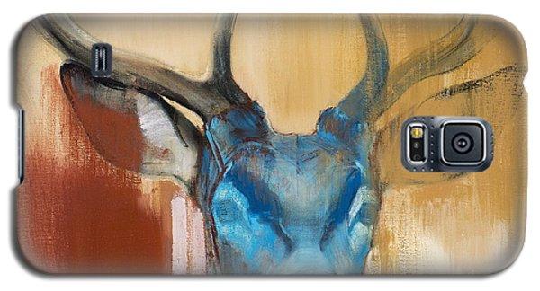 Mask Galaxy S5 Case by Mark Adlington