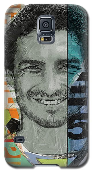 Mats Hummels - B Galaxy S5 Case by Corporate Art Task Force