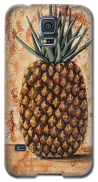 Maui Pineapple Galaxy S5 Case by Darice Machel McGuire