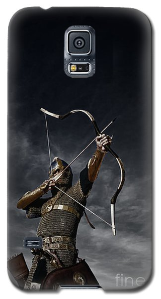 Medieval Archer II Galaxy S5 Case by Holly Martin