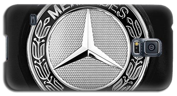 Mercedes-benz 6.3 Gullwing Emblem Galaxy S5 Case by Jill Reger