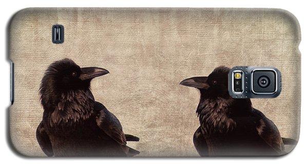 Messenger Galaxy S5 Case by Priska Wettstein