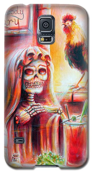 Mi Bloody Mary Galaxy S5 Case by Heather Calderon