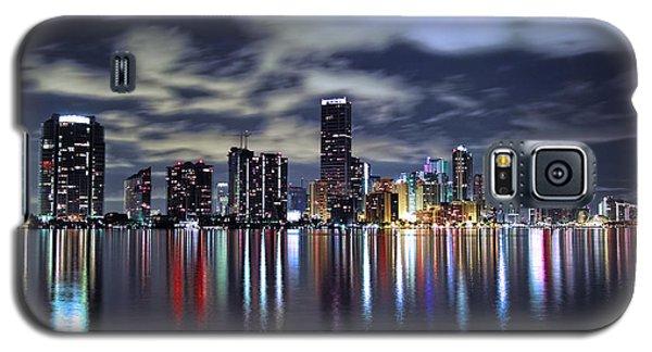 Miami Skyline Galaxy S5 Case by Gary Dean Mercer Clark