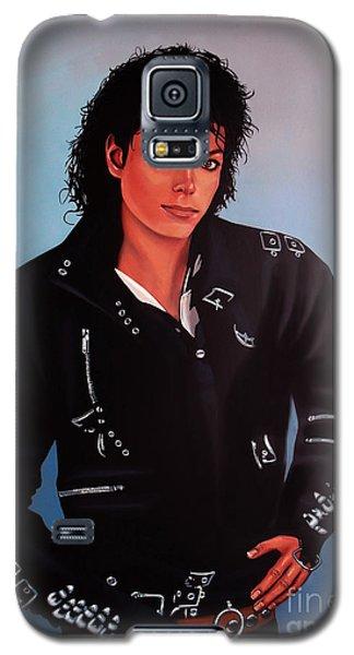 Buy Galaxy S5 Cases - Michael Jackson Bad Galaxy S5 Case by Paul  Meijering