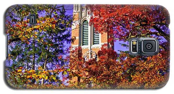 Michigan State University Beaumont Tower Galaxy S5 Case by John McGraw