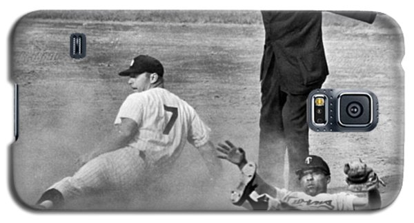 Mickey Mantle Steals Second Galaxy S5 Case by Underwood Archives