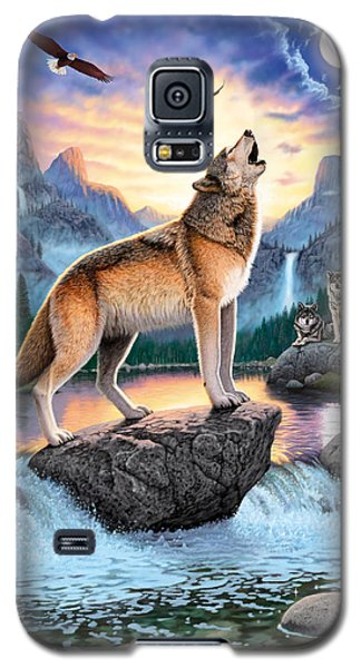 Midnight Call Galaxy S5 Case by Chris Heitt