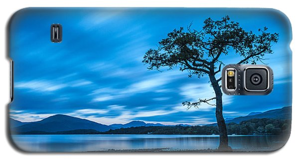 Buy Galaxy S5 Cases - Lone tree Milarrochy Bay Galaxy S5 Case by Janet Burdon
