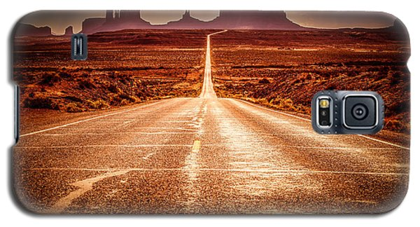 Miles To Go Special Request Galaxy S5 Case by Jennifer Grover