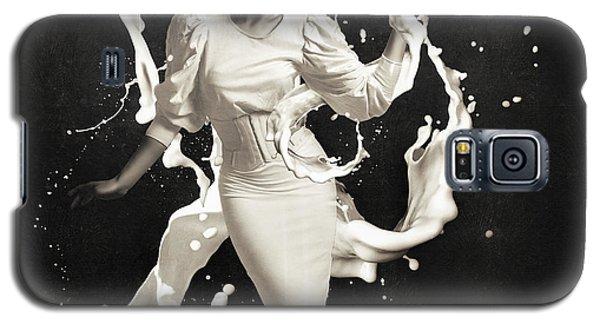 Photographs Galaxy S5 Cases - Milk Galaxy S5 Case by Erik Brede