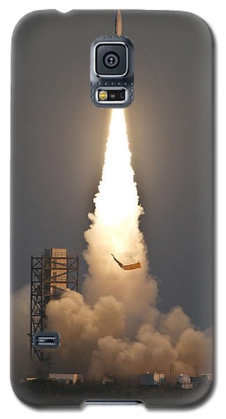 Minotaur I Launch Galaxy S5 Case by Science Source