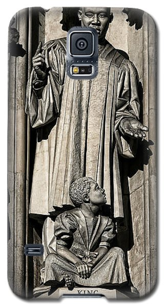 Mlk Memorial Galaxy S5 Case by Stephen Stookey