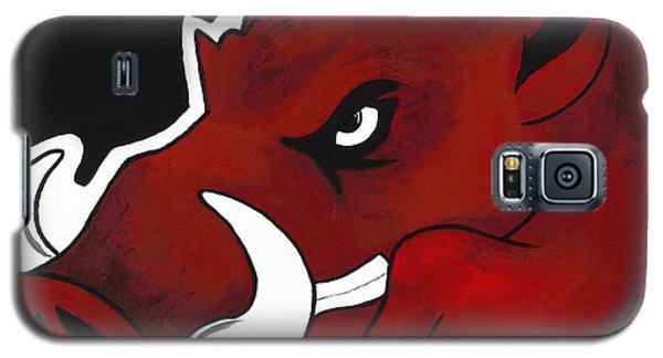 Modern Hog Galaxy S5 Case by Jon Cotroneo