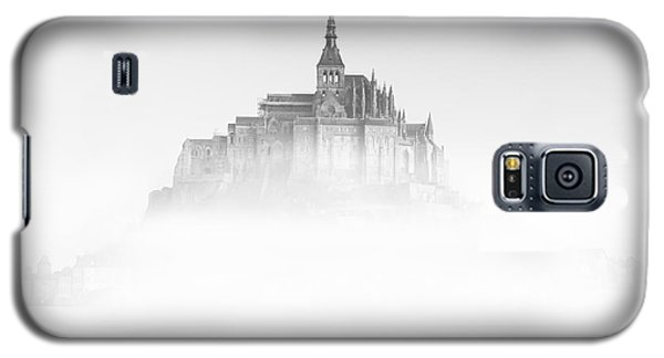 Mont Saint-michel Galaxy S5 Case by Sebastian Musial