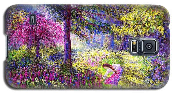 Morning Dew Galaxy S5 Case by Jane Small