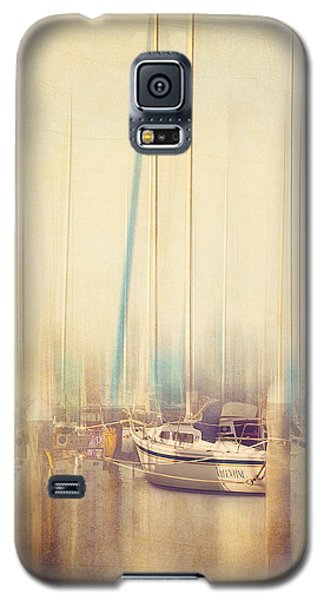 Morning Sail Galaxy S5 Case by Amy Weiss
