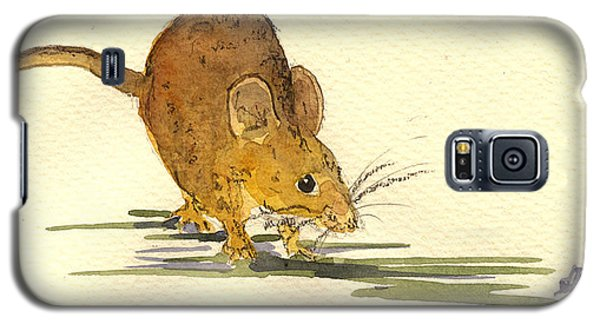 Mouse Galaxy S5 Case by Juan  Bosco