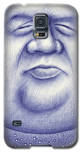 Mr. Moon Galaxy S5 Case by Cristophers Dream Artistry