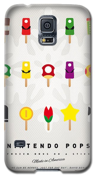 My Mario Ice Pop - Univers Galaxy S5 Case by Chungkong Art