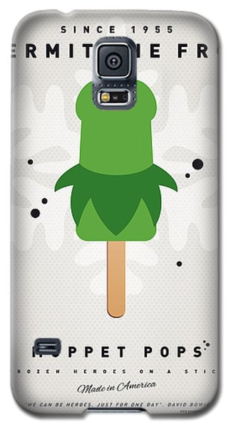 My Muppet Ice Pop - Kermit Galaxy S5 Case by Chungkong Art