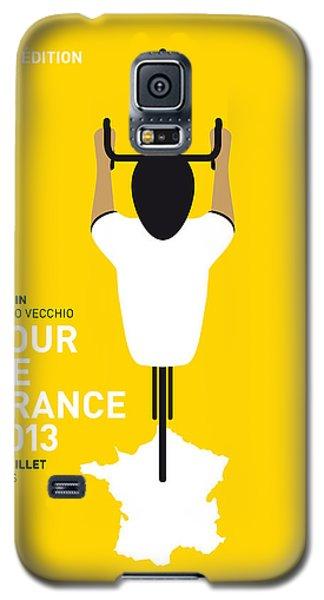 My Tour De France Minimal Poster Galaxy S5 Case by Chungkong Art