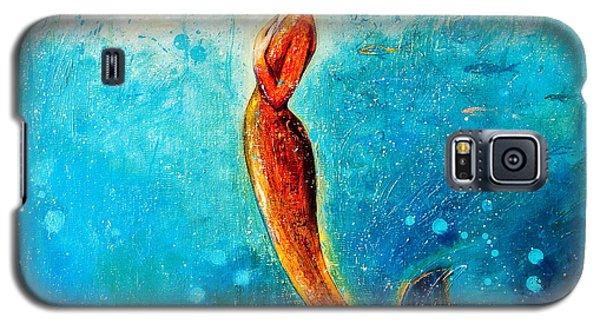 Mystic Mermaid II Galaxy S5 Case by Shijun Munns