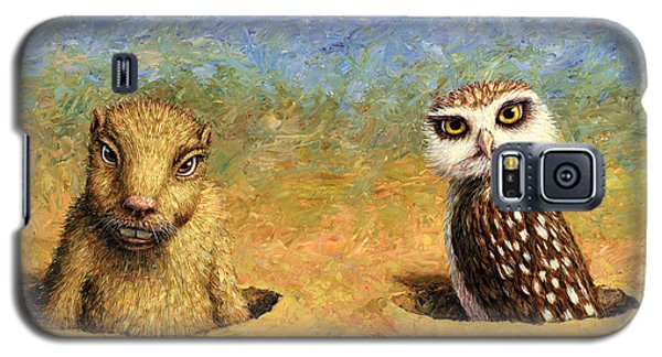 Neighbors Galaxy S5 Case by James W Johnson