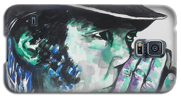 Neil Young Galaxy S5 Case by Chrisann Ellis