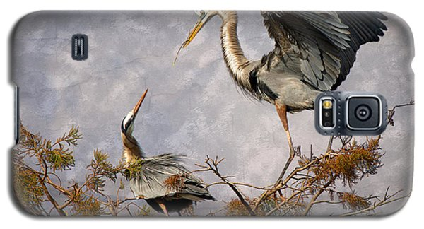 Buy Galaxy S5 Cases - Nesting Time Galaxy S5 Case by Debra and Dave Vanderlaan