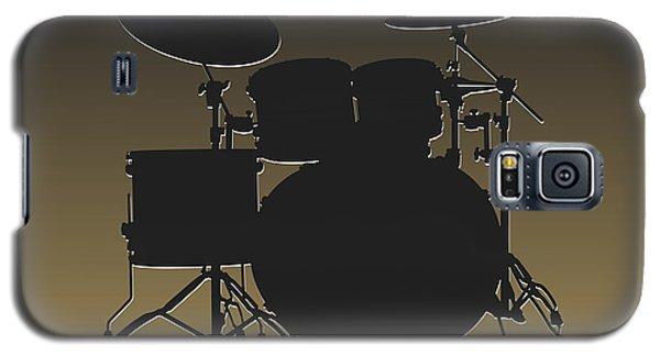 New Orleans Saints Drum Set Galaxy S5 Case by Joe Hamilton