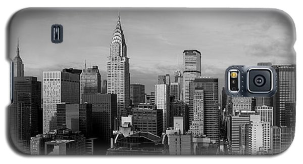 New York City Skyline Galaxy S5 Case by Diane Diederich