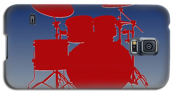 New York Giants Drum Set Galaxy S5 Case by Joe Hamilton