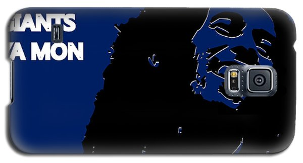 New York Giants Ya Mon Galaxy S5 Case by Joe Hamilton