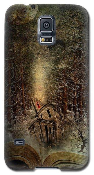 Night Story Galaxy S5 Case by Svetlana Sewell