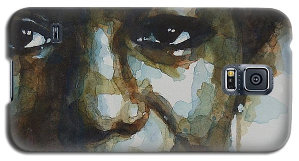 Nina Simone Galaxy S5 Case by Paul Lovering