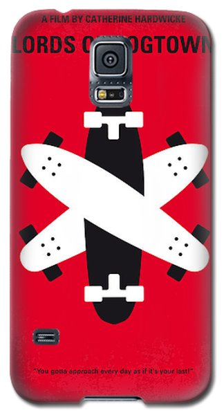 No188 My The Lords Of Dogtown Minimal Movie Poster Galaxy S5 Case by Chungkong Art