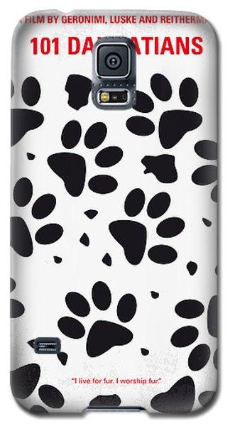 No229 My 101 Dalmatians Minimal Movie Poster Galaxy S5 Case by Chungkong Art